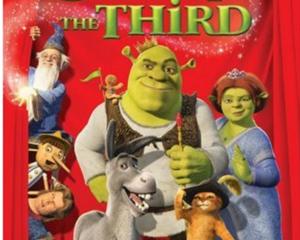 Shrek the Third DVD Only $3.99!