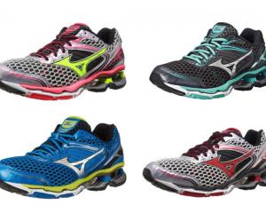 60% Off Mizuno Wave Creation 17 Running Shoes!