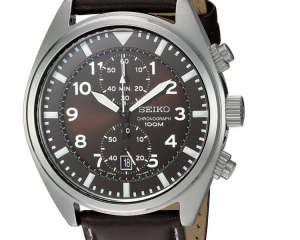 Seiko Men's Watches Starting at $49.99 (Great Father's Day Gifts!)