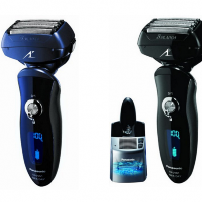 Up to 20% Off Panasonic Arc 5 Electric Razors!