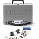 Highly Rated Dremel 3000-2/28 2 Attachments/28 Accessories Rotary Tool Only $49 (Reg. $72.97!)