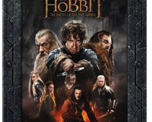 The Hobbit: The Battle of Five Armies Extended Edition On Blu-ray Only $12.90 (Reg. $19.99!)