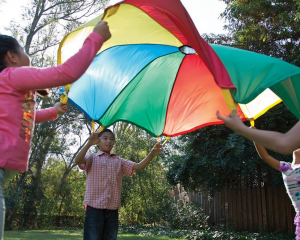 Highly Rated Parachute with Handles and Carry Bag Only $12.25 (Reg. $19.99!)