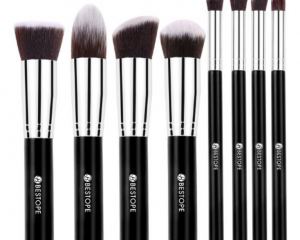 BESTOPE Premium Cosmetics 8-Piece Makeup Brush Set Only $8.99 (Reg. $23.99!)