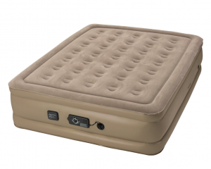Insta-Bed Raised Air Mattress with Never Flat Pump Only $87.99 (Reg. $174.99!)