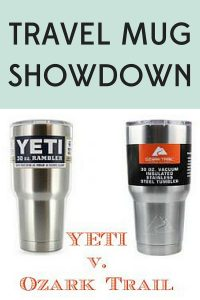 Does the much cheaper Ozark Trail tumbler keep drinks as cold as the YETI? We held a travel mug showdown between the two.