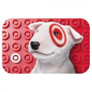 Get 10% off Target Gift Cards Tomorrow (12/8)