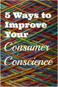 consumer conscience