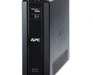 APC BR1500G Back-UPS Pro 1500VA 10-outlet Uninterruptible Power Supply only $128.99!