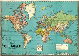 Cavallini-Map