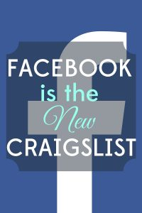 Facebook is the new Craigslist! These days it's simpler, faster, and more effective to sell and make money on Facebook.