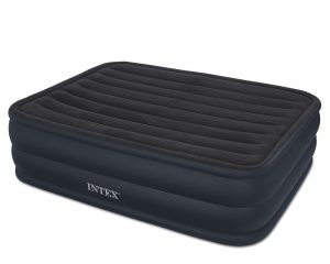 Intex Raised Downy Airbed with Built-in Electric Pump, Queen, only $34.99!