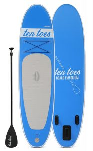 Ten Toes iSUP Inflatable Standup Paddleboard SUP