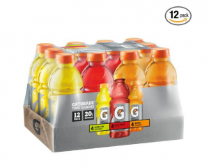 20% Off Gatorade Coupon = Gatorade Original Thirst Quencher Variety Pack (12 Pack) Only $6.99 (Reg. $16!)