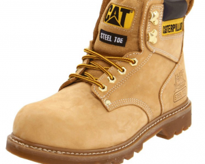 Up to 40% Off Caterpillar Work Boots = Highly Rated Men's Steel Toe Work Boots Only $65.95 (Reg. $109.95!)