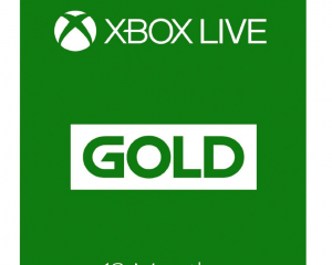 Xbox Live 12 Month Gold Membership – Digital Code Only $39.99 (Reg. $59.99!)