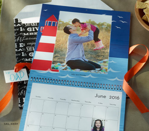 Get a FREE personalized photo calendar today!