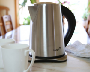 Ivation 1.7 Liter (7-Cup) Precision-Temp Stainless Steel Cordless Electric Tea Kettle Only $49.99 (Reg. $129.99!)