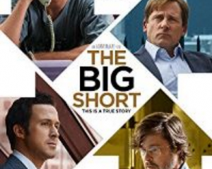 The Big Short Movie Rental Only 99¢- Today Only!