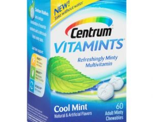 Tuesday Freebies – Free Centrum Vitamints Sample