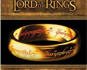 """The Lord of the Rings: The Motion Picture Trilogy"" on Blu-ray, only $26.99!"