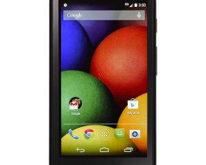 Tracfone Motorola Moto E Android Prepaid Phone with Triple Minutes, only $19.99!