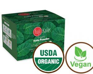 Monday Freebies – Free fujiKale Powdered Kale