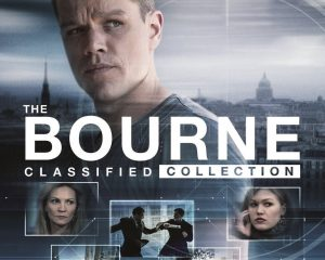The Bourne Classified Collection on Blu-ray only $19.99!
