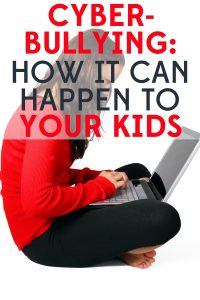 Cyberbullying happened to my kids and it can happen to yours. Learn from my experience and find out how to prevent and manage cyberbullying.