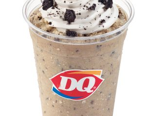 Wednesday Freebies – Free Ultimate Oreo Frappé at Dairy Queen