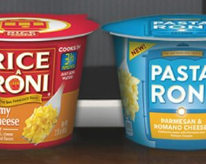 Thursday Freebies – Free Rice-A-Roni or Pasta Roni Cup