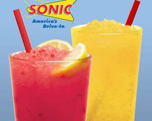 Monday Freebies – Free Medium Slush at Sonic