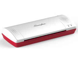 Save Up to 45% on a Swingline Laminator and Pouches
