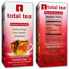 Wednesday Freebies – Free Total Tea Energy Tea