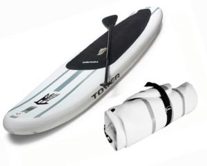 """Tower Paddle Boards Adventurer Inflatable 9'10"""" SUP Package Only $529!"""