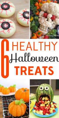 Yes, healthy snacks for Halloween do exist! Check out these 6 healthy Halloween treats that will satisfy even the most candy-obsessed.