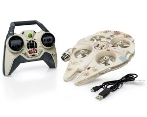 Air Hogs Star Wars Remote Control Ultimate Millennium Falcon Quad Only $49.99!