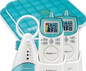 Angelcare Movement and Sound Monitor Deluxe Plus Only $79.53!
