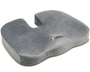 Aylio Orthopedic Comfort Foam Coccyx Seat Cushion Only $29.99!