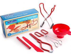 Bellemain 6 Piece Canning Tool Set Only $11.95!