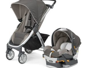 Chicco Bravo Trio Travel System Only $303.99!