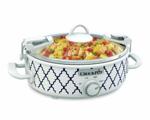 Crockpot Mini Casserole Crock Slow Cooker, 2.5 quart Only $24.99!