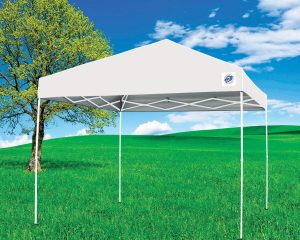 E-Z UP Envoy Instant Shelter Canopy, 10 by 10′ Only $97.54!
