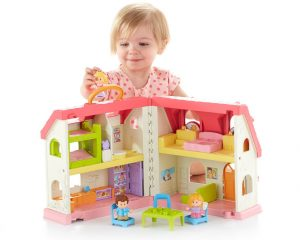 Fisher-Price Little People Surprise & Sounds Home Only $27.59!