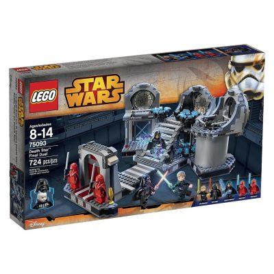 LEGO Star Wars Death Star Final Duel 75093 Building Kit Only $57.59!