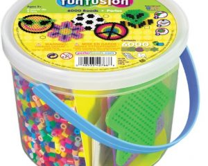 Perler Beads 6,000 Count Bucket-Multi Mix Only $6.84!