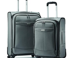 Up to 60% Off Samsonite Two-Piece Spinner Sets!