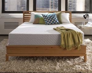 Sleep Innovations Marley 10-inch Gel Memory Foam Mattress (Full) Only $239.20!