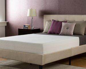 Sleep Master Ultima® Comfort Memory Foam 10 Inch Mattress (Twin) Only $143.38!