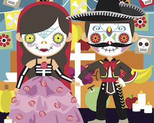 How to Throw a Day of the Dead Party That Won't Kill Your Budget